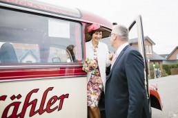 Hochzeit Plön Busfahrt nach Stakendorf