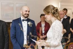 Hochzeit im Rathaus in Kiel und Feier in Strande