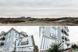 Hochzeitsreportage St. Peter Ording Beach Motel