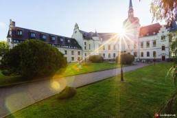 Hochzeitsreportage Rügen Schloss Rahlswiek