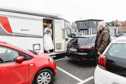 Hochzeitsfotograf Kiel Hochzeit Klitmöller in Dänemark