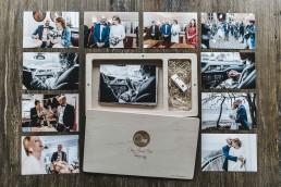 Hochzeitsfotograf Kiel Hochzeit Kiel Fotogeschenkbox