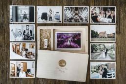Hochzeitsfotograf Kiel Hochzeit Münster Burg Hülshoff Fotogeschenkbox