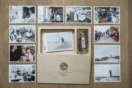 Hochzeitsfotograf Kiel Hochzeit St. Peter Ording Fotogeschenkbox