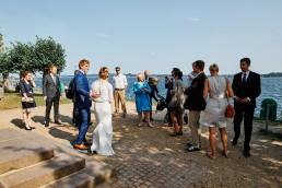 Hochzeitsfotograf Kiel Hochzeit im Leuchtturm Holtenau