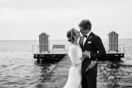 Hochzeitsfotograf Kiel Hochzeit Shooting am Strand