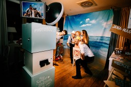 Photo Booth Hochzeitsfotograf Kiel Hamburg