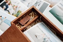 hochzeitsfotograf kiel geschenkbox aus holz